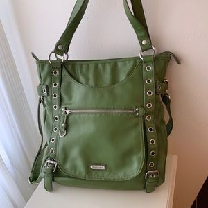 FRANCO SARTO Green Bag